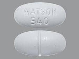 Hydrocodone 10/650mg