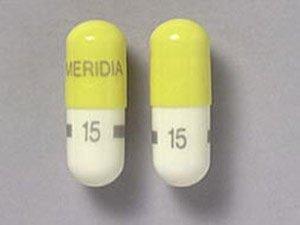 Meridia 15MG