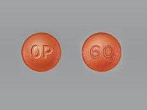 Oxycontin OP 60mg