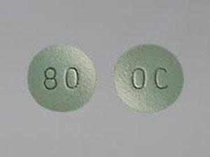 Oxycontin OC 80mg