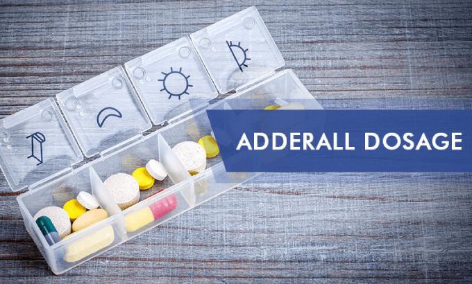 Adderall Dosage