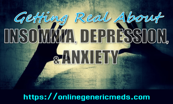 Insomnia Depression and Anxiety