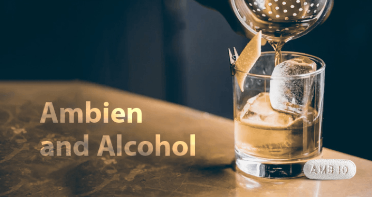 Ambien and Alcohol