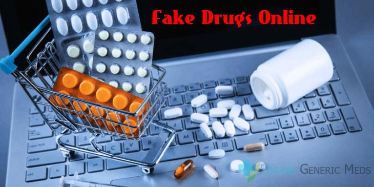 Fake Drugs Online