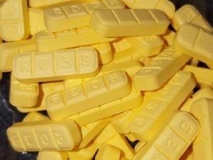 Yellow Xanax Bars R 0 3 9