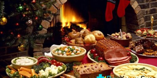 holiday foods myths