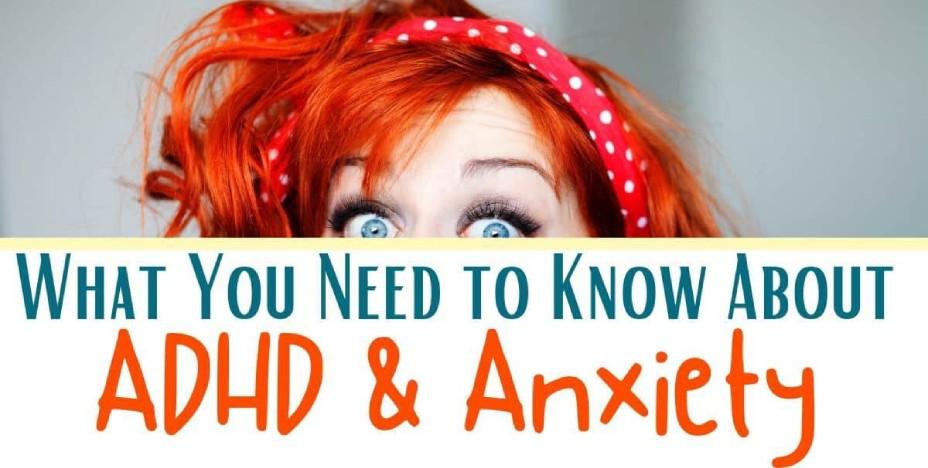 ADHD Anxiety